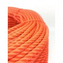 30 Metre 8mm Floating Orange Line