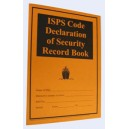 ISPS Decleration of Security Record Book