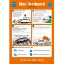 ISM Man Overboard Poster Vinyl