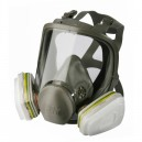 3M 6000 Series Full Mask Respirator
