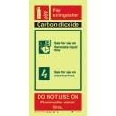 CO2 Extinguisher Instructions Rigid