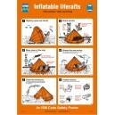 ISM Inflatable Liferafts Poster Vinyl